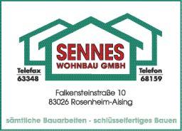 Sennes Wohnbau